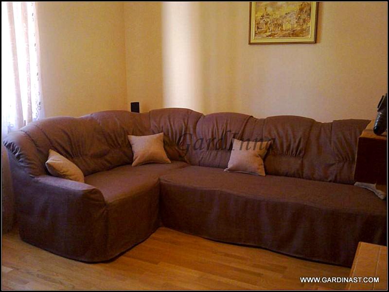 Сшить чехол на угловой диван в спб 14