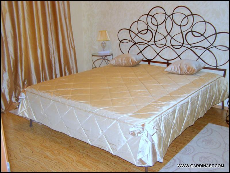 Как сшить покрывало на кровать своими рукам 747