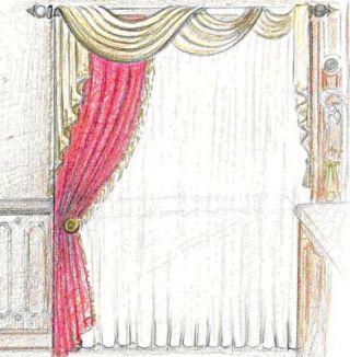Заказать шторы онлайн в Харькове